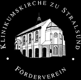 Klinikumskirche zu Stralsund Logo